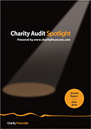 Charity Financials Audit Spotlight Report 2019