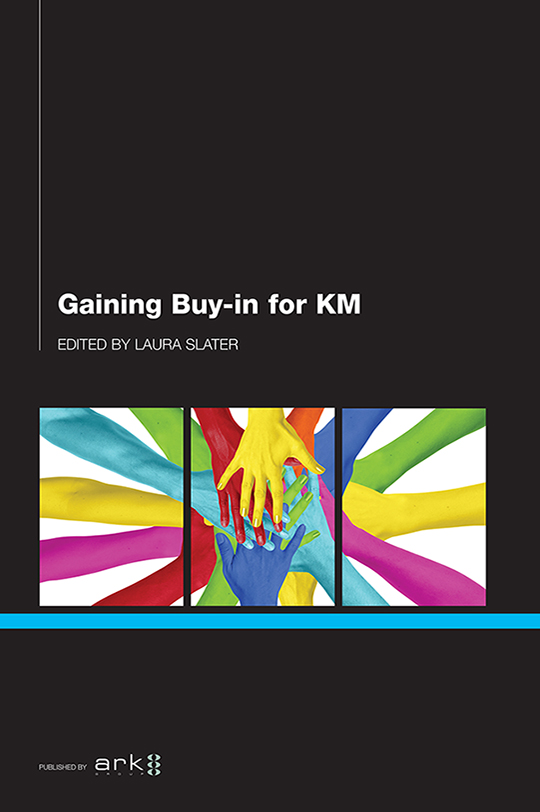 Image for Gaining Buy-in for Knowledge Management