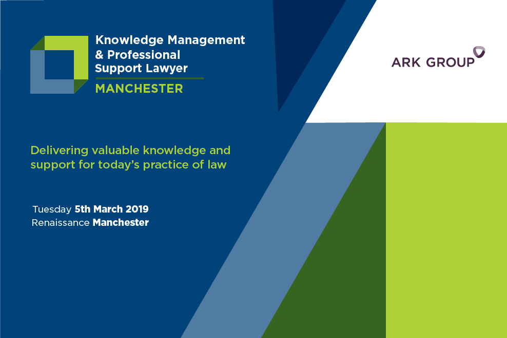 Image for KM Legal and Professional Support Lawyer - Manchester
