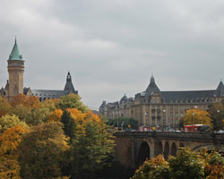 Image for Luxembourg pension funds
